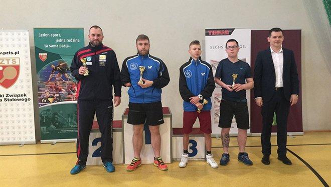 D Paweł Włodyka srebrny medal w klasie 10
