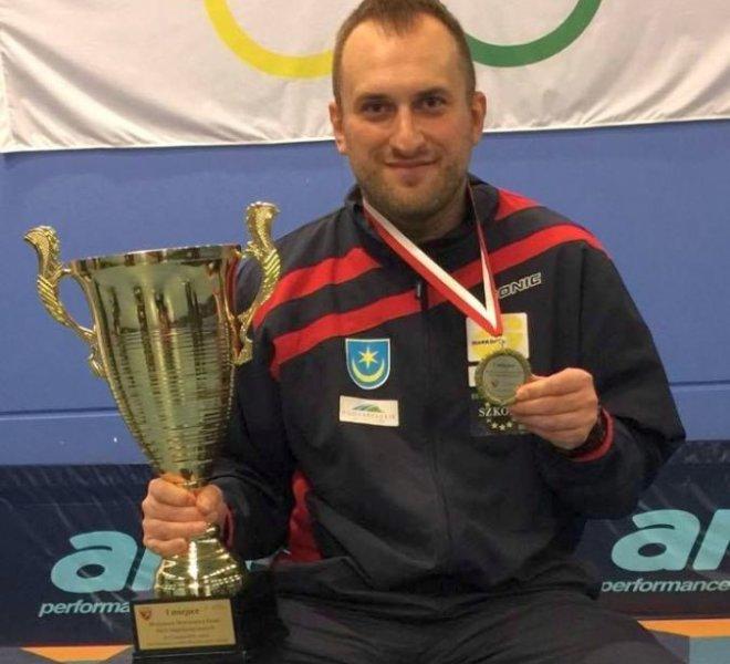 Paweł Włodyka IKS JEZIORO Tarnobrzeg Drużynowy Mistrz Polski 2016