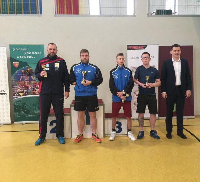 Paweł Włodyka srebrny medal w klasie 10