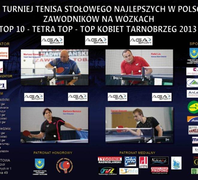 Plakat TOP 10 2013 cz
