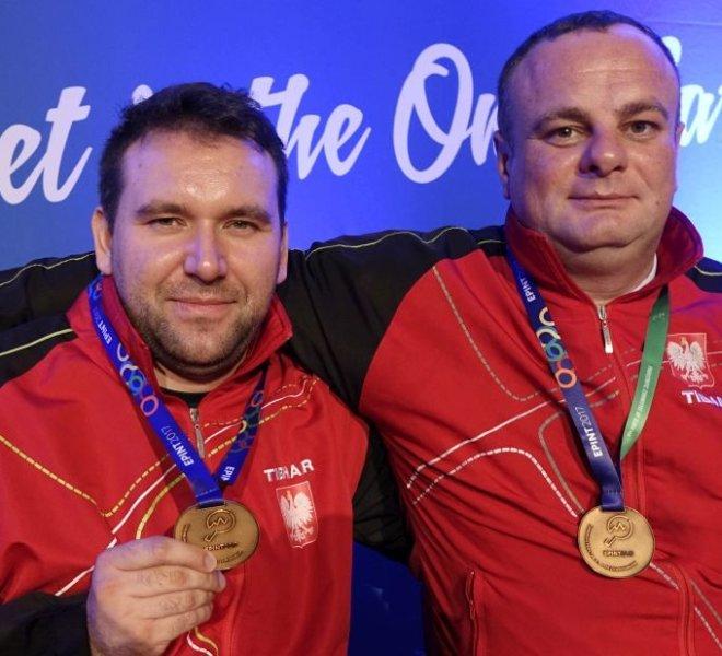 brązowi medalisci drużyna klasa 4