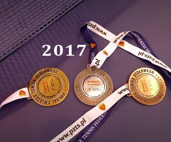 medale IMP Gdańsk 2017 B