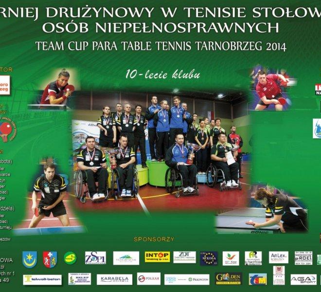 Plakat Turniej druzynowy A2 2014 4