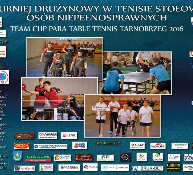 Plakat Turniej druzynowy A2 2016