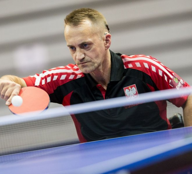 SPINT 2018 Table Tennis World Championship for the Disabled