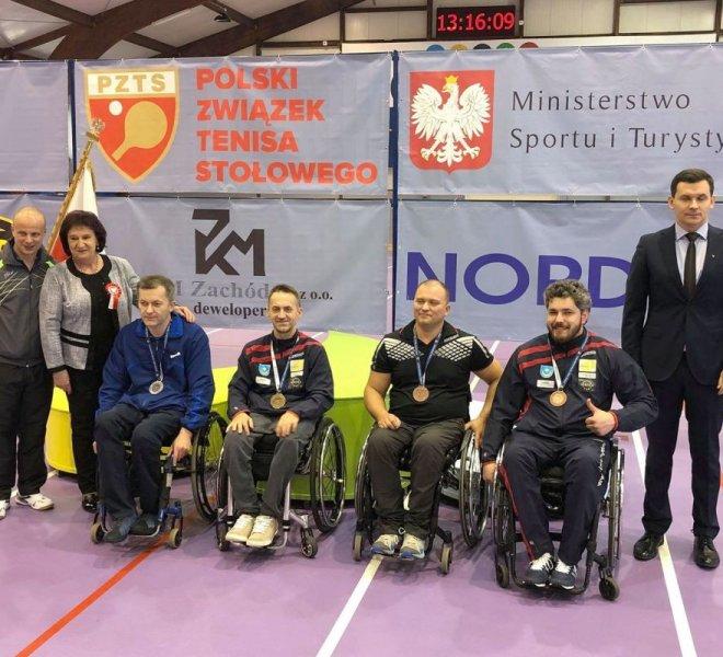 2 Mistrz Polski M. Nalepka