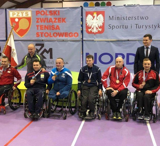 3 Mistrz Polski debel Żyłka Lis
