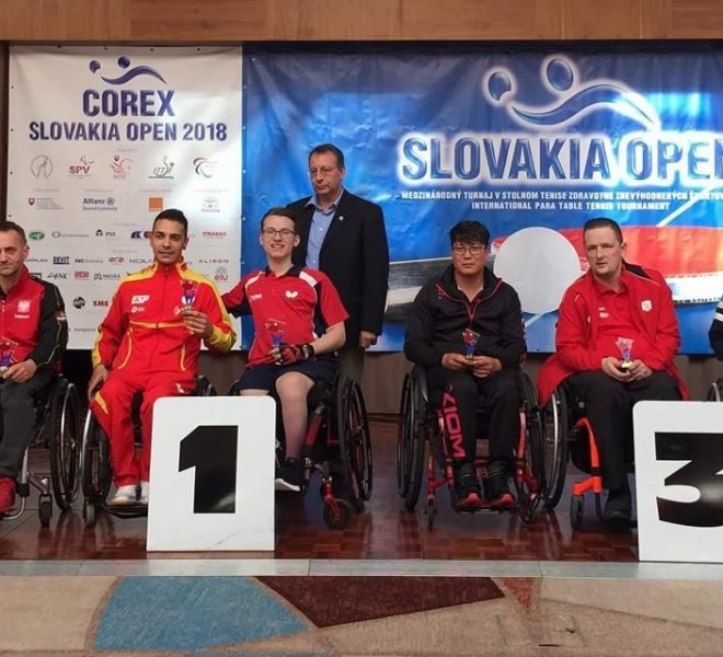srebrni medaliści klasa 3 drużyna Polska Maciej Nalepka Mariusz Czerwiński