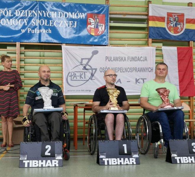 OPEN 2 miejsce Piotr Sokalski IKS JEZIORO Tarnobrzeg