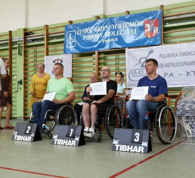 medaliści Para klasy startowe 3-5