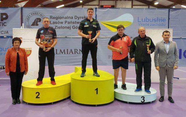 Mariusz Matejek 1 miejsce Antoni Biedziuk 2 miejsce w klasie 9