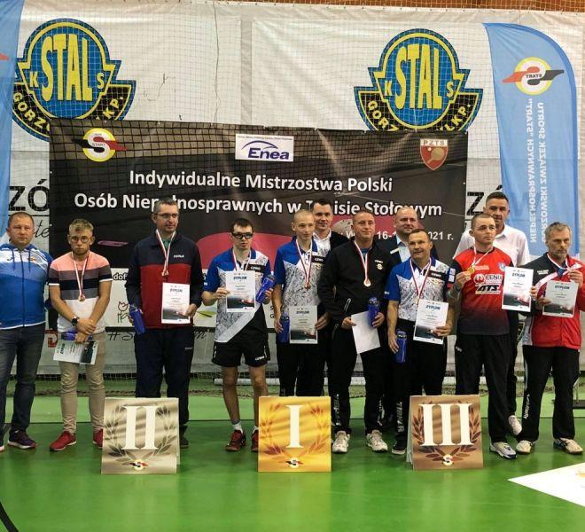 klasa 11 Paweł Demkowicz Grzegorz Parol debel brązowy medal IMP 2021