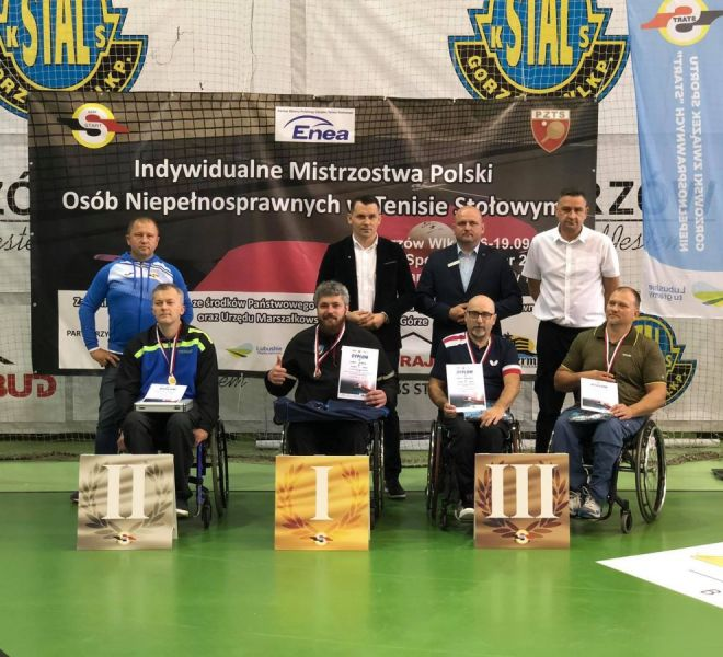 klasa 3 Janusz Chamot Mistrz Polski 2021