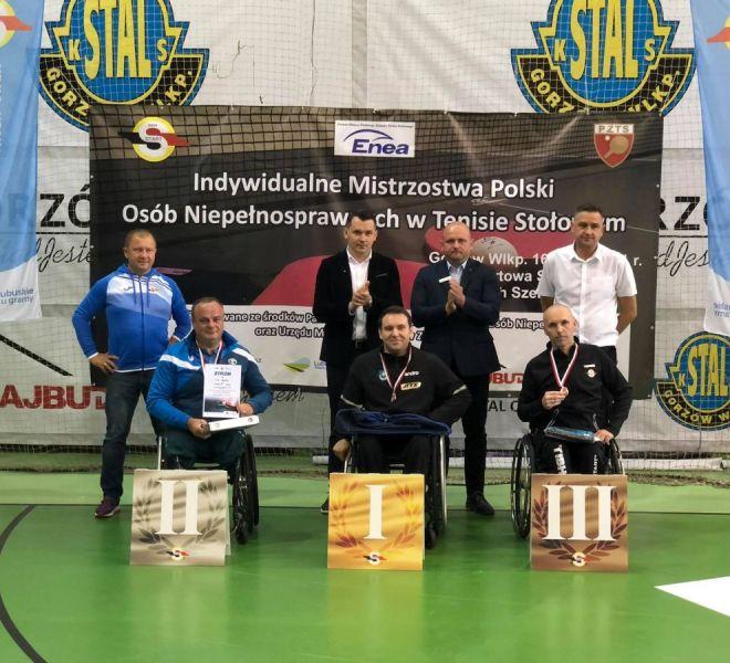 klasa 4 Krzysztof Żyłka Mistrz Polski 2021